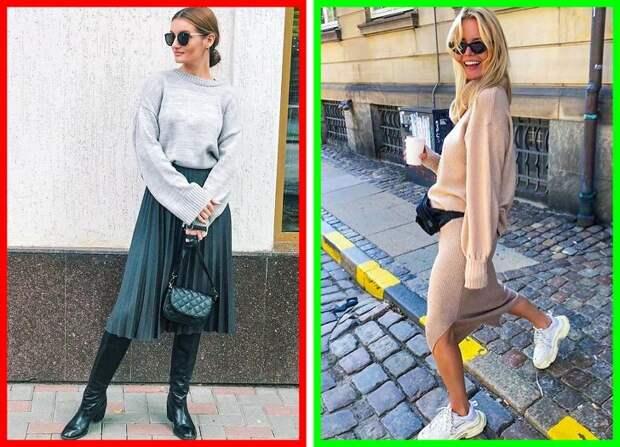 Топ-7 стильных и правильных сочетаний в одежде