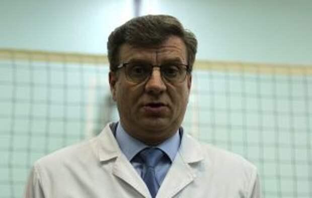 Пропавшего главу Минздрава Омской области нашли живым