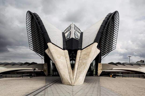 10 интересных зданий из инстаграма для тех, кто обожает архитектуру