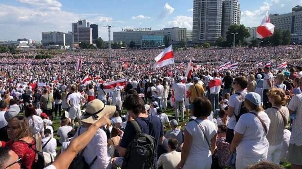 ЕС, Великобритания, Швейцария и США выступили с заявлением по Беларуси