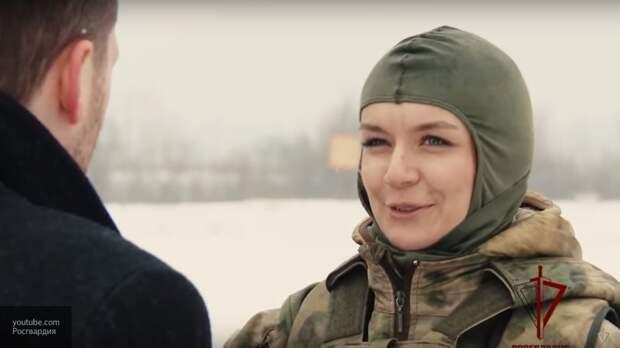 Киностудия Росгвардии выпустила поздравительный ролик к Восьмому марта
