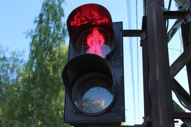 Петрозаводчан предупредили об отключениях городского светофора в июне и июле
