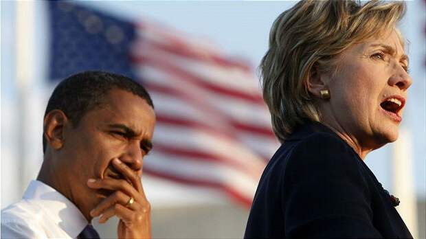 Клинтоны, Обама и Керри бегут из США?