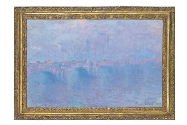 Картина Клода Моне продана за 48,4 миллиона долларов