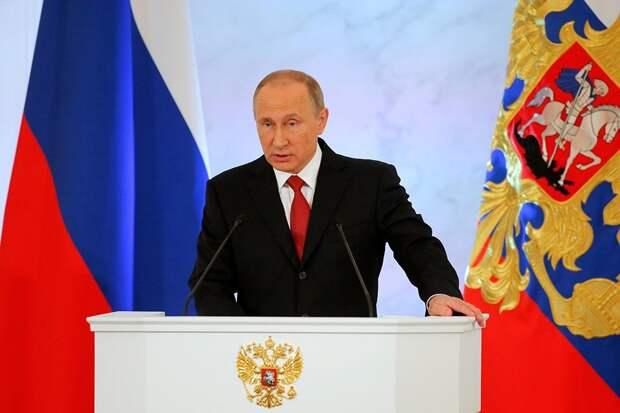 Путин попросил чиновников поддерживать инициативы активных граждан