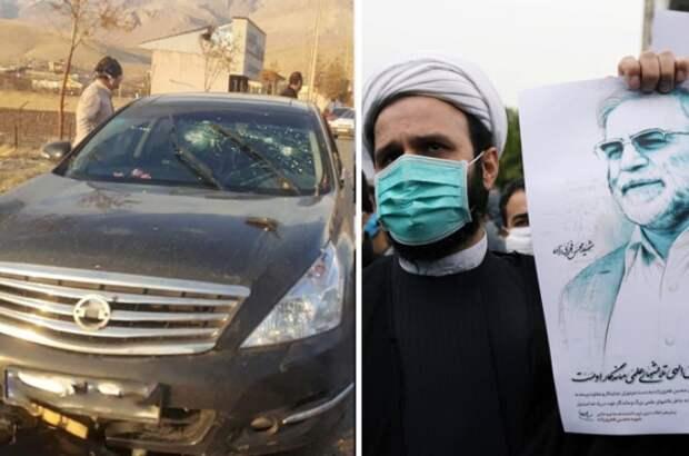 Иранский физик-ядерщик Мохсен Фахризаде был убит при помощи высокоточного оружия