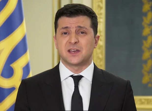 Президент Украины Зеленский обратился к крымчанам. Получите ответ, пан президент!