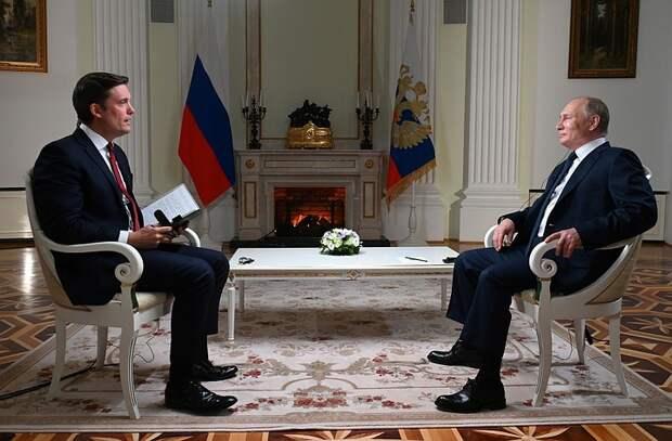 Путин: У нас нет привычки убивать кого-либо