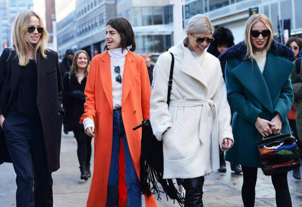 Как правильно выбрать пальто и выглядеть стильно