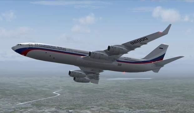 ИЛ-96 – устаревшая модель или будущее российской гражданской авиации?