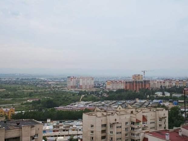 Дождь и мокрый снег ожидаются в Забайкалье 6 мая
