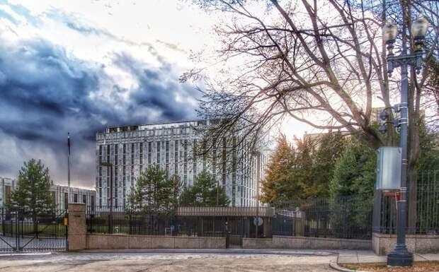 В посольстве РФ ответили на обвинения РФ в атаке на Colonial Pipelinе