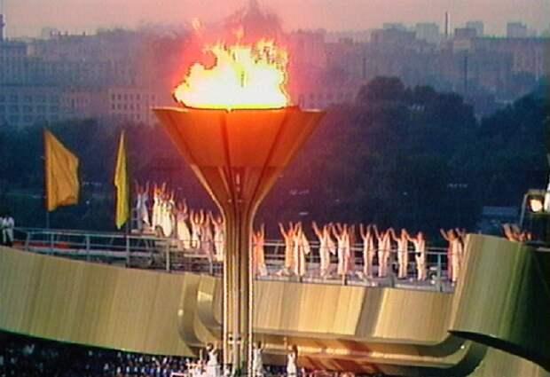 Куда улетел Олимпийский Мишка в 1980 году? Олимпиада 80, Олимпийский Мишка, СССР, интересное