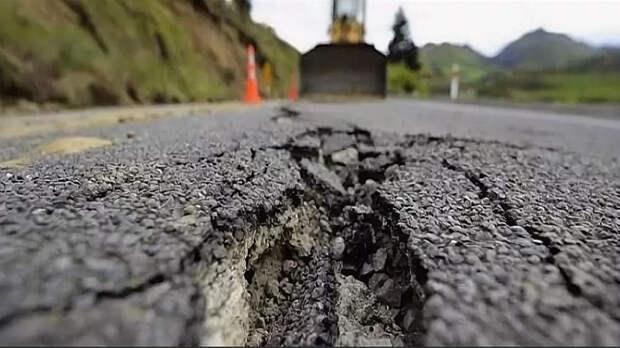 На Кубани зафиксировали небольшое землетрясение
