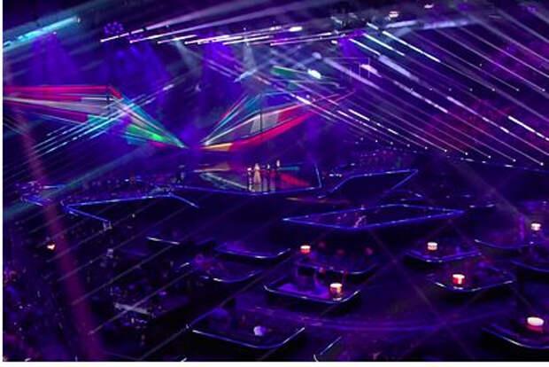 Объявлены первые десять финалистов «Евровидения-2021»