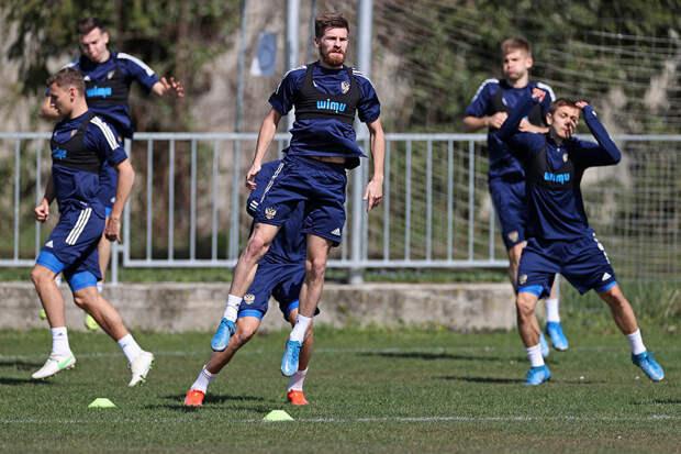 Назван расширенный состав сборной России на чемпионат Европы по футболу