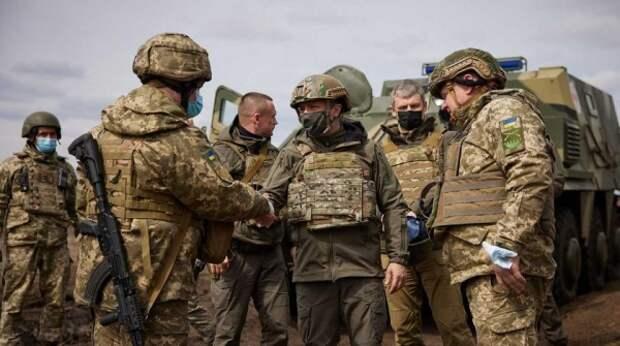 Саакашвили раскрыл план Зеленского по Донбассу