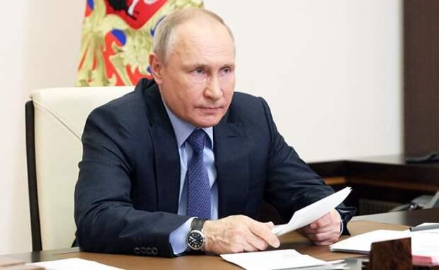 «Попытаются от нас откусить что-то — зубы выбьем все» - Путин