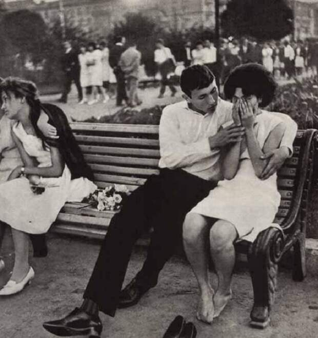 5. Неудачное свидание. СССР, интересное, история, фотографии