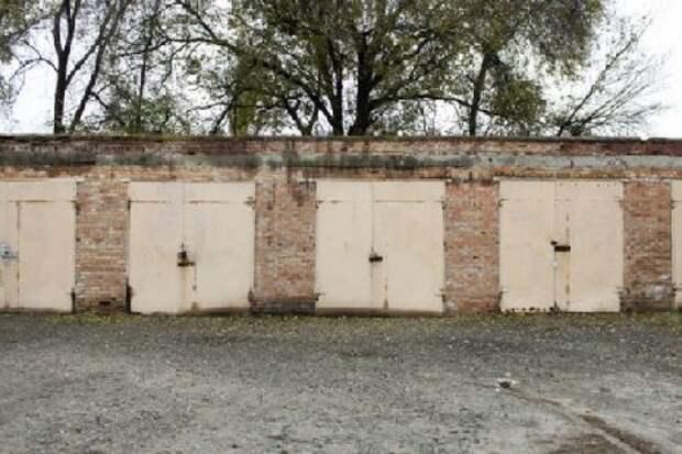 Администрация города ищет собственников гаражей, расположенных в районе Советской