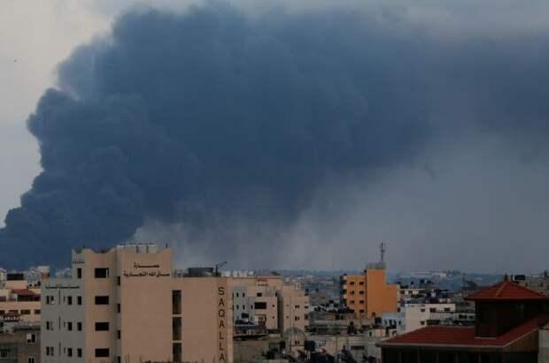 Правительство Израиля приняло решение о прекращении огня