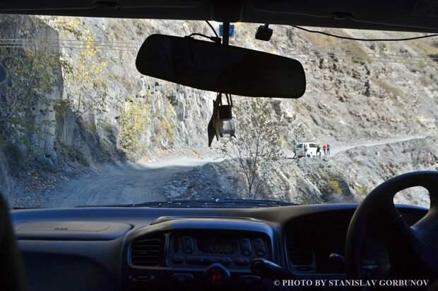 Самой опасной дорогой Грузии в прекрасные Ушгули. Как доехать и вернуться живым!