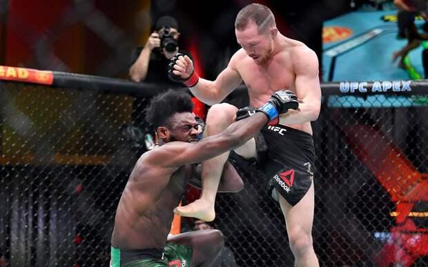 «Мышление очкошника». Боец UFC Ахмедов отреагировал на слова Стерлинга о реванше с Яном