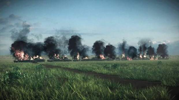 Уничтожить 22 танка за 30 минут