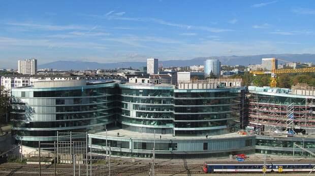 Швейцария ограничит полеты над Женевой в преддверии саммита России и США