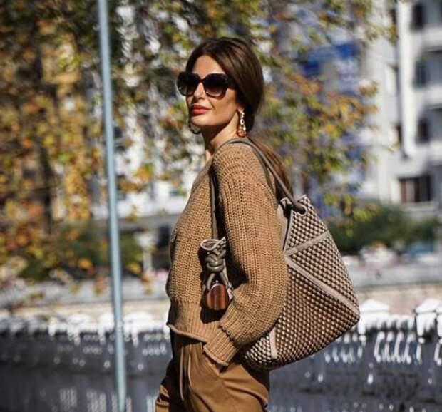 Какой свитер надеть зимой женщине до и после 50-ти, чтобы не замерзнуть и выглядеть стильно, а не простовато
