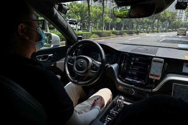 В Германии разрешат полноценное использование беспилотных авто