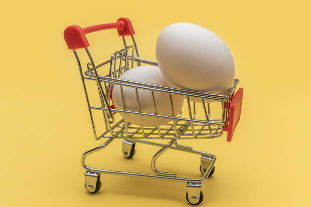 Названа причина подорожания яиц в России