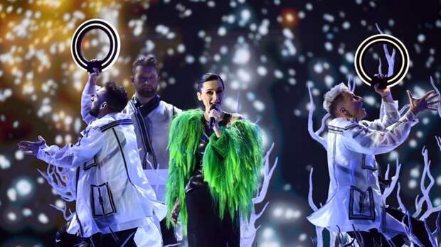 """Зеленский увидел """"привкус души """" Украины в выступлении Go-A на Евровидении"""
