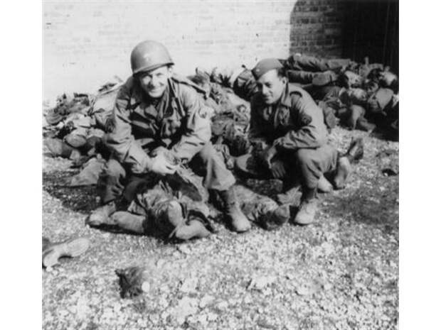 Бойня в Дахау: американцы убили 560 немецких пленных