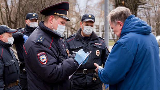 В Пензе участников акции против подорожания начали вызывать в полицию