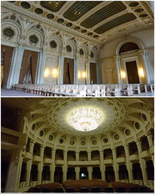 «Дворец Чаушеску» – самое большое здание в мире, над которым работало 700 архитекторов