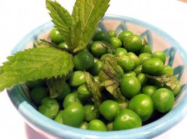Зеленый горошек «как сыр в масле» — Рецепты Джейми Оливера