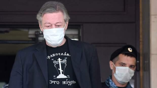 «Выполните мою последнюю волю»: Михаил Ефремов сделал новое заявление в суде