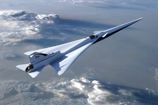 Japan Airlines подписала контракт на 20 сверхзвуковых самолётов Boom