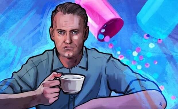 Голос Мордора: Что общего у истории с «отравлением» Навального и «химическими атаками» в Сирии