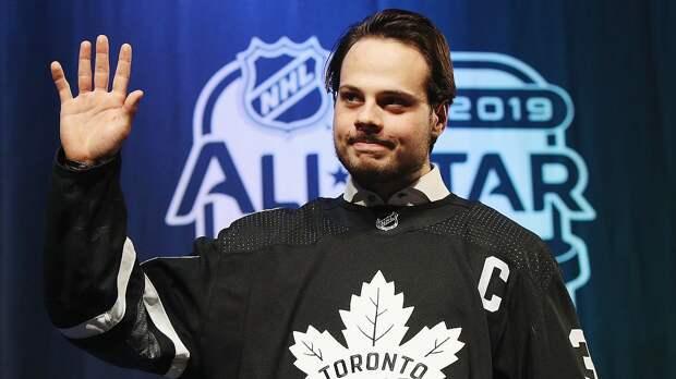 Мэттьюс, Макдэвид, Пастрняк— три звезды недели в НХЛ