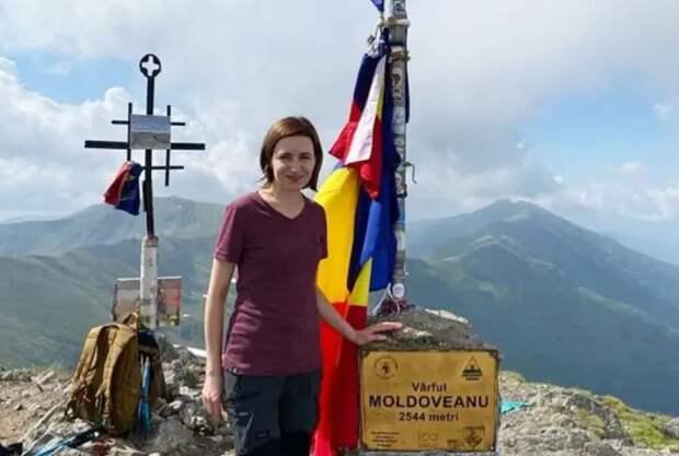 Президент Молдовы озвучила новый выпад против России