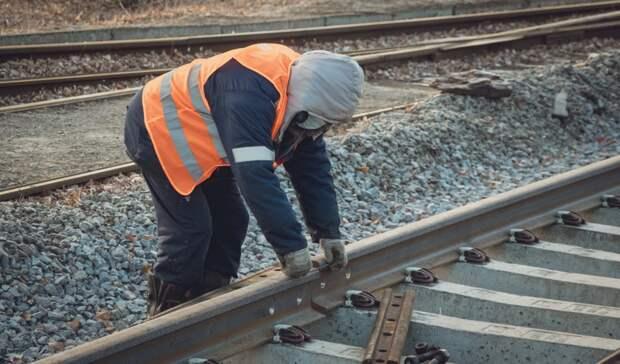 ВОренбуржье РЖД оштрафовали заскладирование опасных деревянных шпал