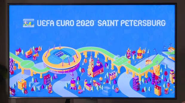 Иностранные болельщики будут допущены на матчи Евро-2020 в Петербурге