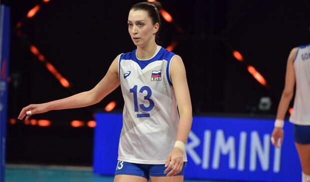 Российские волейболистки потерпели 2-е подряд поражение в Лиге наций, уступив Японии