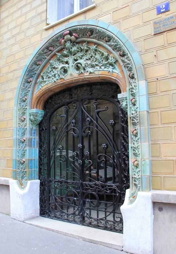Причудливый декор московских домов в стиле модерн, ч.2