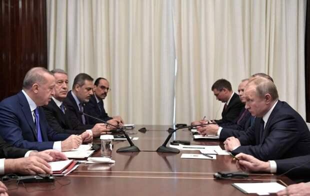 Европейские СМИ: Российское терпение к Турции может закончиться на Кавказе