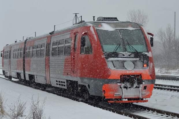 В Удмуртии начали курсировать рельсовые автобусы по маршруту «Ижевск-Балезино-Ижевск»