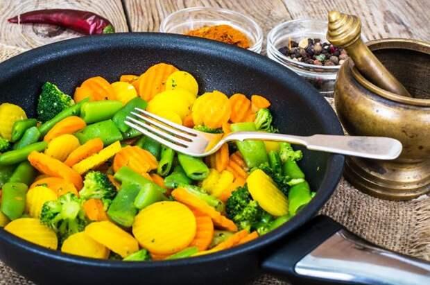 Что вкусного и полезного приготовить в сезон овощей