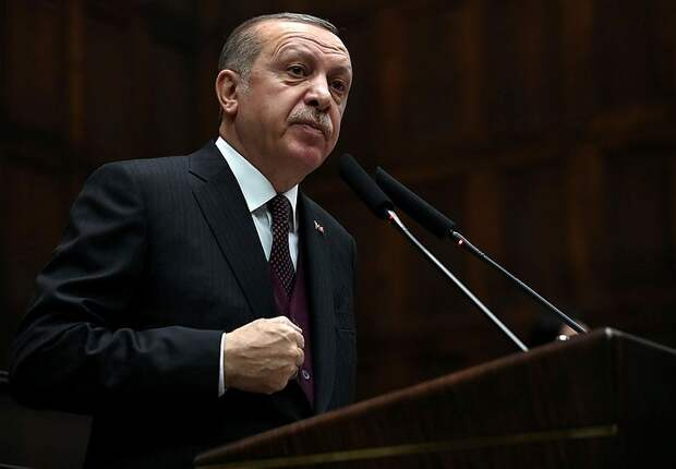 Эрдоган сообщил о решительной поддержке Иерусалима